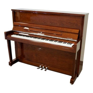 Schiller Concert C47 Upright Piano