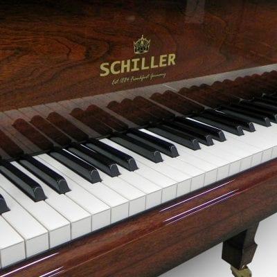 Schiller 178 keys